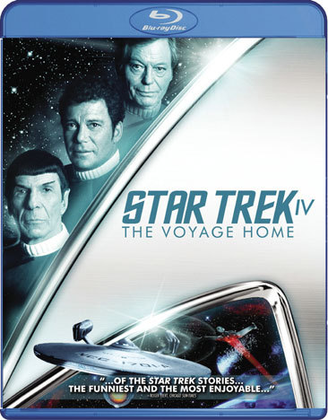 Star Trek 4-Voyage Home (Blu Ray)
