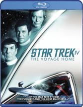 Star Trek 4-Voyage Home (Blu Ray)