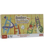 Funskool Snakes and Ladders, Multicolor Board Game Age 4+ FREE SHIP - $29.69