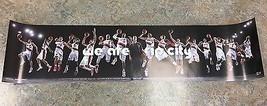 2014 Portland Trail Blazers Team Poster RARE Giveaway (Lillard, CJ, Aldr... - $9.82