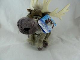 """Disney Frozen Sven Reindeer 7"""" Inch Soft Plush Stuffed Animal Toy w Sound snort - $9.89"""