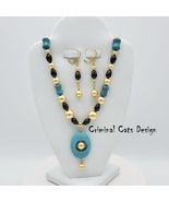 """Swarovski Pearl Necklace and Earrings Set """"The Quiet Place"""" - $69.00"""