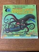 20,000 Leagues Under The Sea Record - $47.40