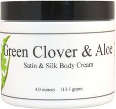 Green Clover and Aloe Satin and Silk Cream - $11.63+