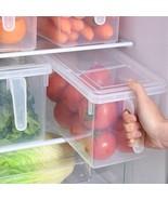 Kitchen Transparent PP Storage Box Grains Beans Storage Contain Sealed Home - $15.14