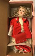 "Design Deput Doll 15"" Tall Porcelain - $11.88"