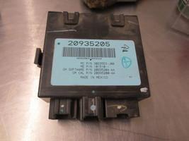 GRU610 Decklid Liftgate Control Module 2012 GMC Acadia 3.6 20935205 - $40.00