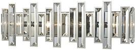 """Elk Lighting 33011/4 Vanity-Lighting-fixtures, 8 x 25 x 4"""", Chrome - $362.00"""