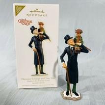 Hallmark Keepsake - Ebenezer Scrooge and Tiny Tim - Disney - Special Edi... - $23.71