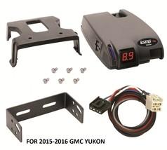 2015-2016 GMC YUKON DRAWTITE ELECTRONIC TRAILER BRAKE CONTROL + WIRING +... - $98.80