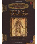 Epic Level Handbook (Dungeon & Dragons d20 3.0 Fantasy Roleplaying) Andy... - $65.33
