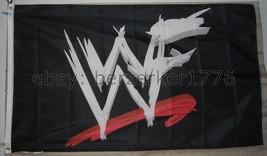 WWF World Wrestling Federation Wrestling 3'x5' flag banner 2 - WCW, WWF, WWE - $25.00