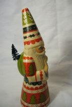 Vaillancourt Folk Art, Wizardly Candy Santa, Signed by Judi Vaillancourt image 4