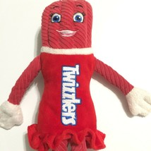 "Hersheys Twizzlers Candy Stuffed Plush Girl Toy Animal 12"" - $15.44"