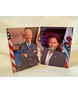Joe Biden Kamala Harris  2 panel Desk Clock - $27.55