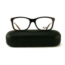 Oakley Nine-to-Five Brown Tortoise Eyeglasses OX1127-05 Demo Lens 52 16 138 - $60.80