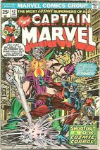 Captain Marvel #42 The STRANGER 1976 Englehart Milgrom 1st Marvel series - $15.83