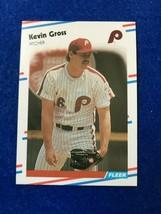 Baseball Trading Card Fleer 1988 #303 Kevin Gross (SS63) - $4.17