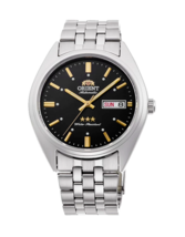 Orient Deneb RA-AB0E06B automatic men's watch black dial 39mm stainless steel  - $100.00