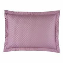 """$130 RALPH LAUREN Standard SHAM WYATT 20"""" x 28"""" Duchess Lavender COTTON - $76.01"""