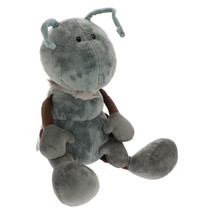 NICI Ant Giant Gray Stuffed Animal Plush Toy Dangling 20 inches 50 cm - $47.00