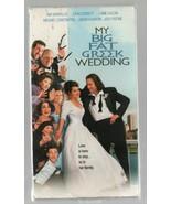 My Big Fat Greek Wedding - Nia Vardalis, John Corbett - VHS 91993 026359... - $0.97