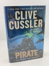 Pirata Firmado Por Ambos Por Robin Burcell Y Clive Cussler 1st Edición - £49.48 GBP
