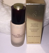 Kevyn Aucoin The Sensual Skin Fluid Foundation SF7.5  ~ 0.68 fl oz/ 20 m... - $22.84
