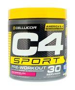 Cellucor C4 Sport Pre-Workout, Watermelon, 9.5 oz (270 g) - $28.99