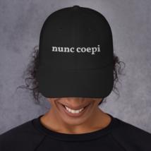 nunc coepi hat / nunc coepi Dad hat image 3