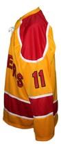 Any Name Number Philadelphia Blazers Hockey Jersey New Yellow Lawson Any Size image 4