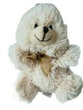 """Cuddly Cousins Khaki Teddy Bear NWT Plush Toy 7"""" - $9.90"""