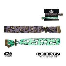 Disney Star Wars Episode 8 Chewbacca and Porg Groovez Bracelet Set - $19.98
