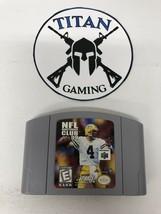 NFL Quarterback Club 99 (Nintendo 64, 1998) - $6.65