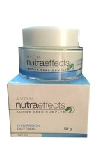 Avon Nutra Effects Hydration Daily Cream SPF 15(50 g) free shipping worldwide - $17.81