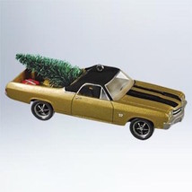 Hallmark 2011 All American Trucks #17 1970 Chevrolet El Camino SS NIB Or... - $43.95