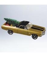 Hallmark 2011 All American Trucks #17 1970 Chevrolet El Camino SS NIB Or... - $43.95