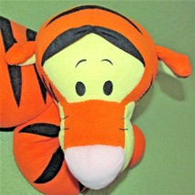 "Disney LOUNGING TIGGER 22"" Stuffed Animal PILLOW Plush Winnie Pooh Friends Jumbo image 2"