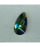 WFC Very Large Contemporary Lead  Crystal  Preciosa  Czech Republic - $9.00