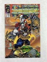 Cyber Force # 3 May 1993 Image Comics - $5.89