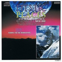 PHILIPPE DE CANCK MYSTIC PLACES: TIBET - TEMPLE IN THE HIMALAYAS CANADA ... - $2.95