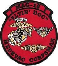 USMC MAG-16 Flying Doctor MEDEVAC Patch NEW!!! - $11.87