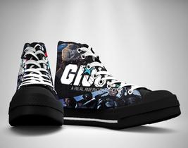 G.I. Joe Canvas Sneakers Shoes - $29.99