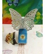 Bath Body Works Sparkly Gem Butterfly Nightlight Wallflower fragrance Plug  - $20.56