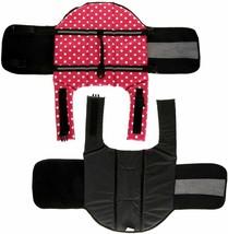 HAOCOO Dog Life Jacket Vest Saver Safety Swimsuit Preserver W/Reflective Strip image 2