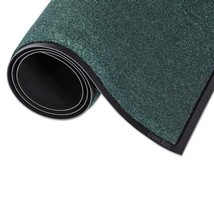 Rely On Olefin Indoor Wiper Mat, 48 X 72, Evergreen - $112.88