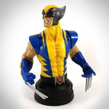 Wolverine- Vintage 2012 Limited Edition Hand-Painted Gentle Giant Bust S... - $329.99