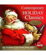 Contemporary Holiday Classics: Collector's Edition Volume 4 [Audio CD] V... - $6.99