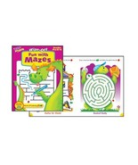 Fun with Mazes Wipe off Book [Set of 2] - $18.05