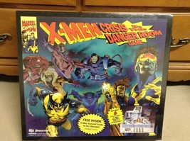 New Sealed 1994 Pressman Boardgame X-Men - Crisis in the Danger Room Game - $29.95